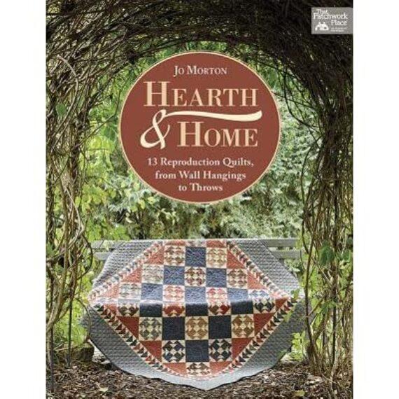 Hearth & Home by Jo Morton