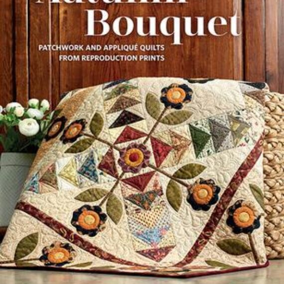 Autumn Bouquet  by Sharon Keightley